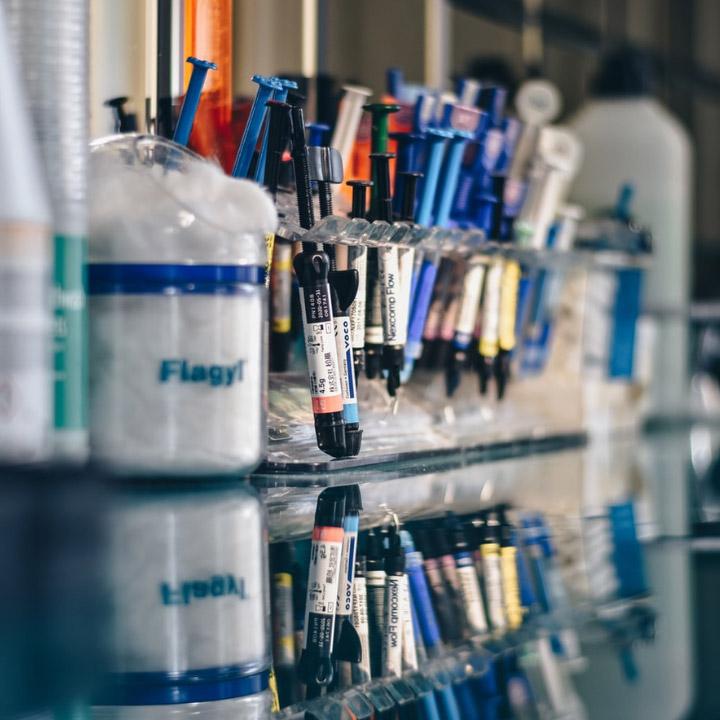 Nettoyage laboratoire pharmaceutique